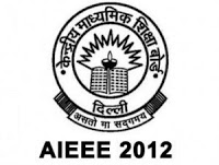 AIEEE 2012 Results Online – Direct Link to Check AIEEE 2012 Results aieee.nic.in