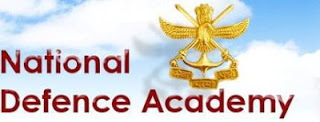 National Defence Academy NDA Exam UPSC 2012