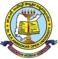 B.R Ambedkar University Hyderabad P.G (I & II) Exam Results 2013