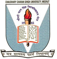 CCS University Meerut B.Sc. I Year Exam Results 2013
