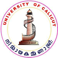 Calicut University Kerala Exam Results 2013 | M.A IV Sem / M.Tech I Sem