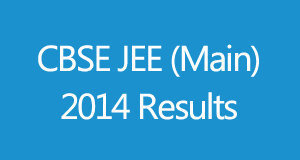 JEE Main Result 2014 jeemain.nic.in | CBSE JEE 2014 Results