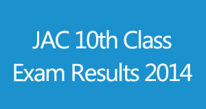 JAC 10th Result 2014 | Jharkhand Board Secondary Exam Results jac.nic.in