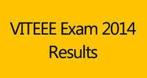 VITEEE Result 2014 | VIT University Entrance Exam Results at www.vit.ac.in