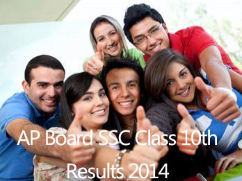 AP SSC 10th Results 2014 Online | Grades, Marks List | BSE AP 10th Class Results