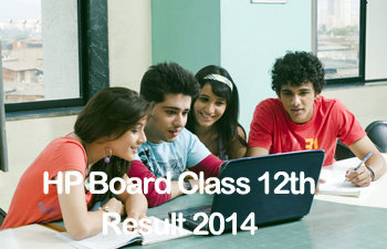 HP Board 12th Result 2014