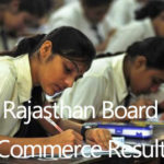 BSER Rajasthan Board Senior Secondary 12th Commerce Result 2014 rajresults.nic.in