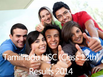 Tamilnadu Board TN 12th Result 2014 | TN HSC Results 2014 tnresults.nic.in