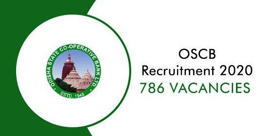 Odisha State Cooperative Bank OSCB Recruitment 2020 Apply Online